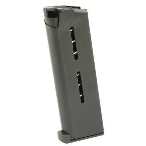 Wilson Combat Mag Wilson Ofc .45 7rd Steel Pad Blk 874218002381