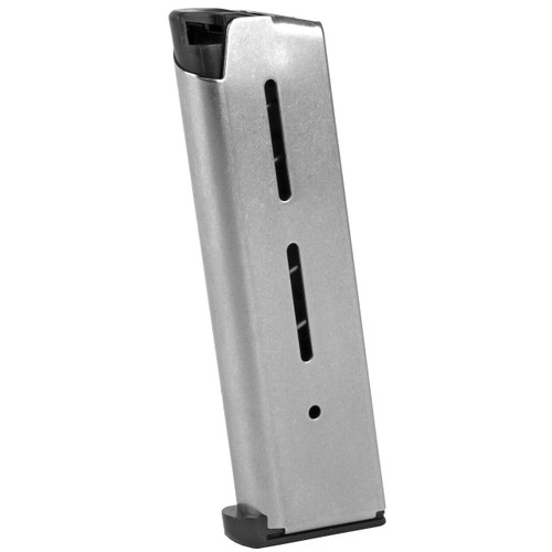 Wilson Combat Mag Wilson .45 8rd Steel Pad Sts 874218002589