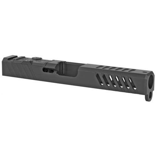 Grey Ghost Precision Ggp Slide For Glock 17 Gen3 Rmr V1 - CT35GGPGGP173OCV1 856054008048