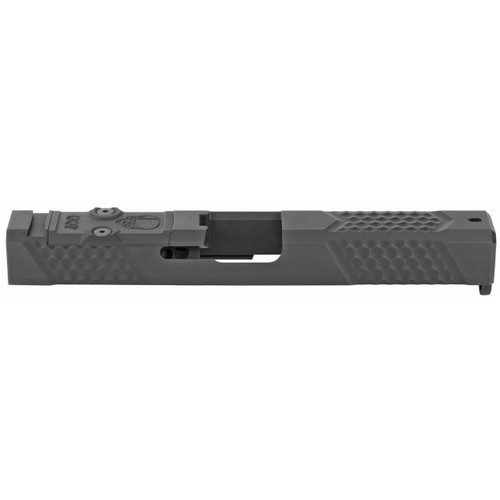 Grey Ghost Precision Ggp Slide For Glock 17 Gen3 Rmr V2 - CT35GGPGGP173OCV2 856054008055