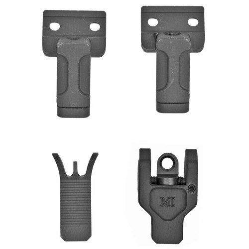 Midwest Industries Midwest Fixed Offset A2 Sight Set