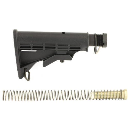 LBE Unlimited Lbe Ar Milspec Complete Stock Kit 765857617497