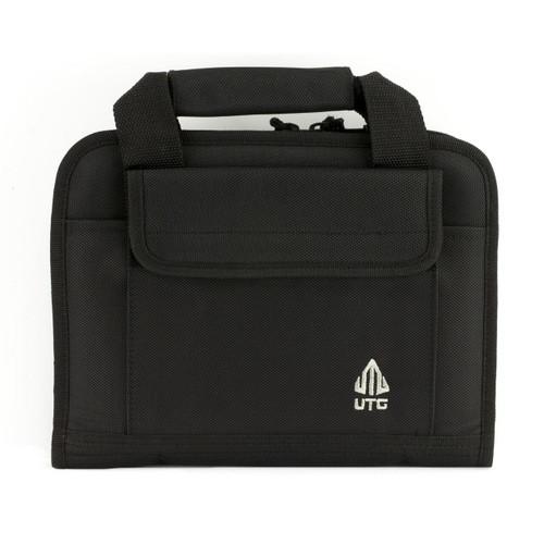 Leapers, Inc - UTG Utg Deluxe Single Pistol Case Blk 4712274520929