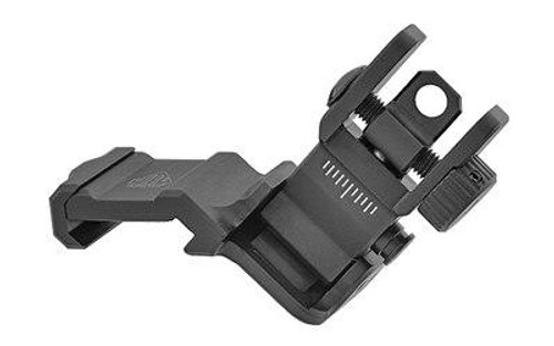 Leapers, Inc - UTG Utg Accu-sync 45 Flip Rear-sight 4717385553699