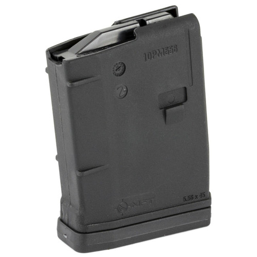 Mission First Tactical Mag Mft 5.56 10rd Blk 676315033615