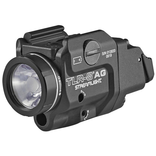 Streamlight Strmlght Tlr-8a G Flex 500lm Grn Lsr 080926694347