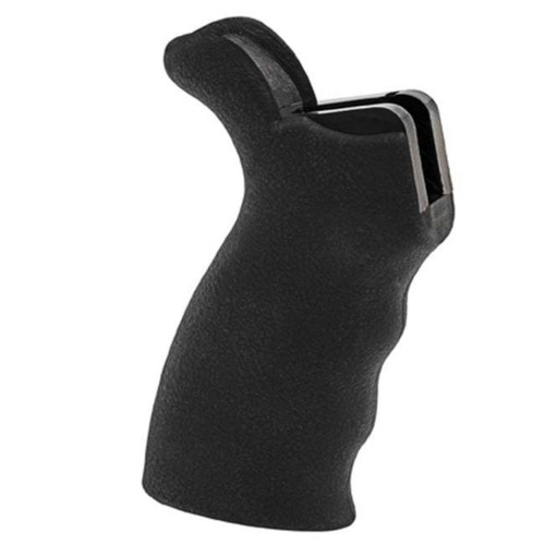 Blowout Grip Ergonomic Rubber Overmold Ergo AR-15 or Black