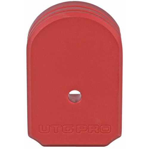 Leapers, Inc - UTG Utg Pro0 Base Pad Sig P320 9/40 Red 4717385554474