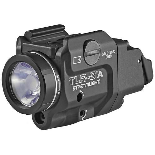 Streamlight Strmlght Tlr-8a Flex 500lm Red Lsr 080926694149