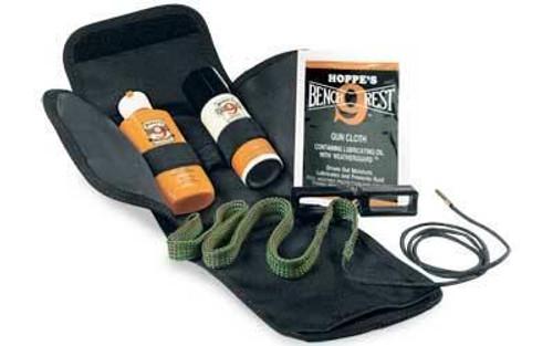 Hoppes Boresnake Rifle Field Kit .22cal 026285340112