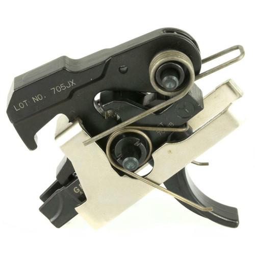 Geissele Automatics Geissele Automatics Super MCX SSA M4 Curved Bow Trigger - Two Stage 4.5lbs qkshp 817953022924