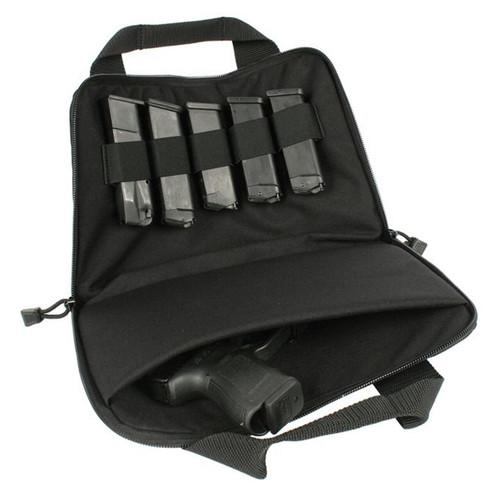 BLACKHAWK Bh Gun Rug/pstl Pch 12 X 8 Blk 648018008603