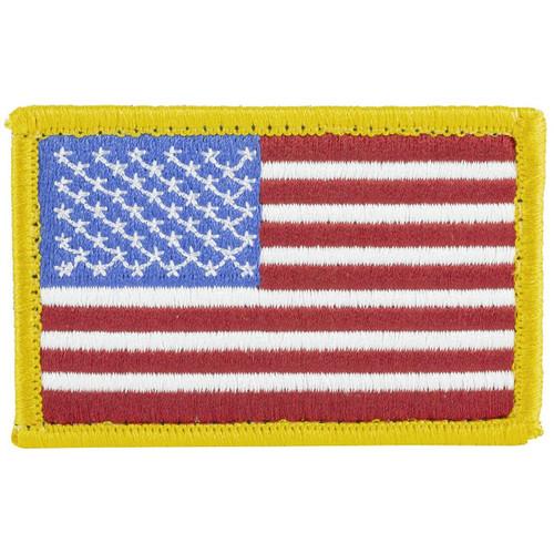BLACKHAWK Bh Patch American Flag W/handl R/w/b 648018011283