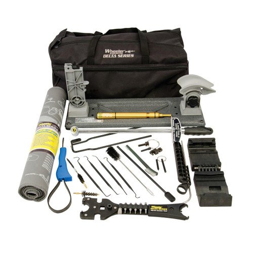 Wheeler Wheeler Ar Armorers Pro Kit 661120565550