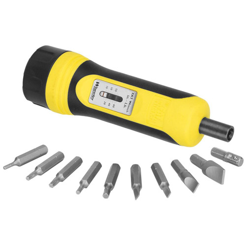 Wheeler Wheeler Fat Torque Wrench W/10 Bits 661120535560
