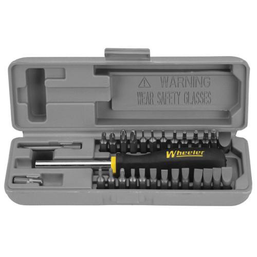 Wheeler Wheeler Gunsmithing Screw Driver Set 661120645078