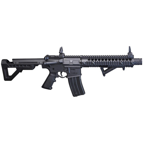 Crosman Crosman DPMS SBR Full Auto BB Gun CO2 Air Rifle 028478150676