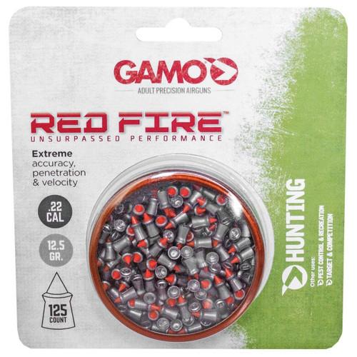 Gamo Gamo Red Fire .22 Pellets 125ct 793676071916