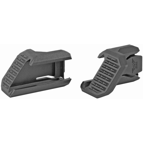 CAA CAA Command Arms Enhanced Thumb Rests for Micro Roni / MCK Polymer Black 814716013069