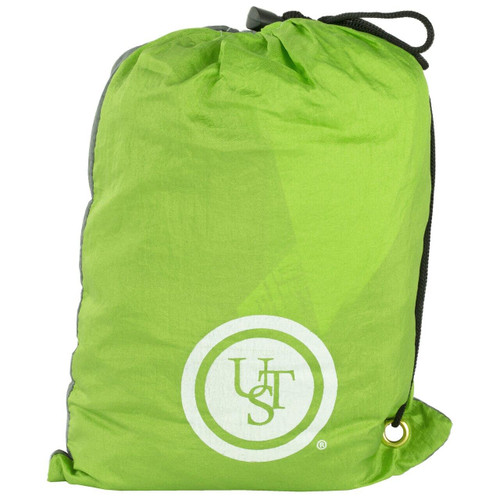 UST - Ultimate Survival Technologies Ust Slothcloth Hammock 1.0, Lime/gry 815608021643