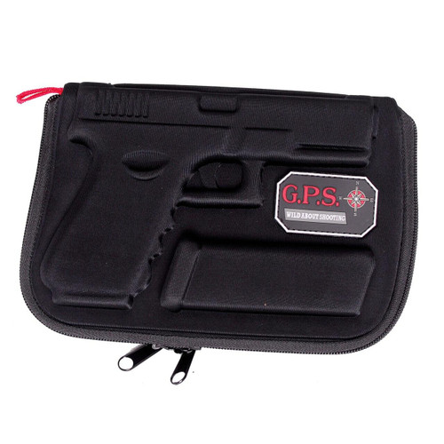 G-Outdoors, Inc G-outdrs Gps Molded Case For Glk Blk 819763010368