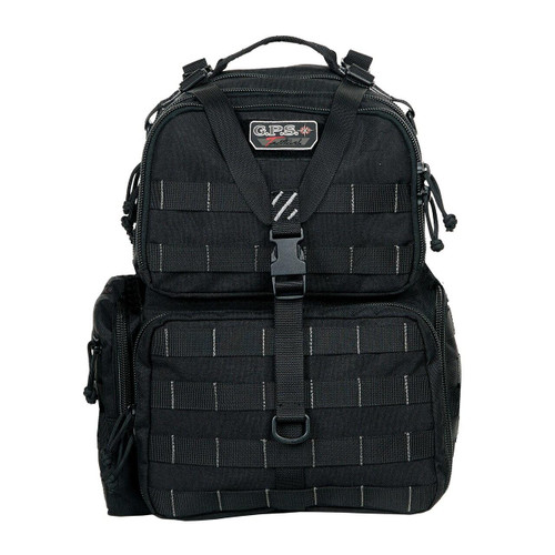 G-Outdoors, Inc G-outdrs Gps Tac Range Backpack Blk 819763010214