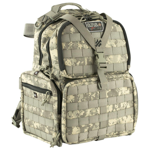 G-Outdoors, Inc G-outdrs Gps Tac Range Backpack Dig 819763010917