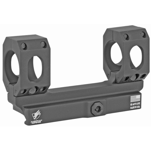 American Defense Mfg Am Def Strght Scp Mnt 1 Single Qr - CT35ADMAD-SCOUT-S-1-STD 818503011726