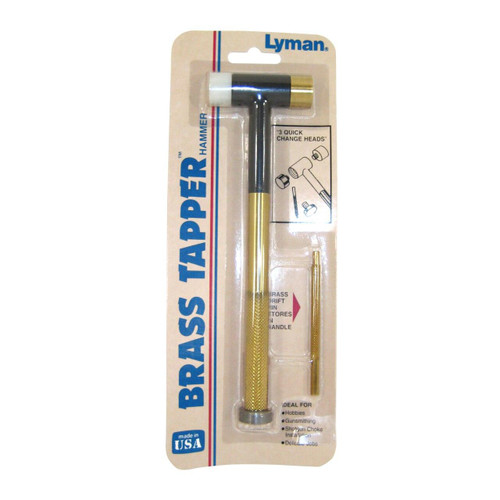 Pachmayr Lyman Brass Tapper Hammer 011516812902
