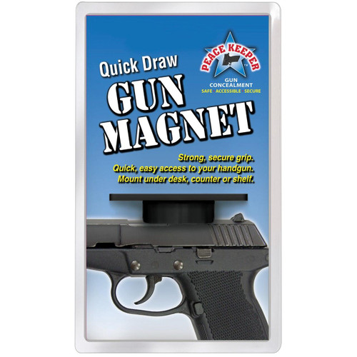PS Products Ps Quick Draw Gun Magnet Blk 797053100220