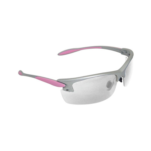 Radians Radians Womens Shooting Glass Clear 674326237473