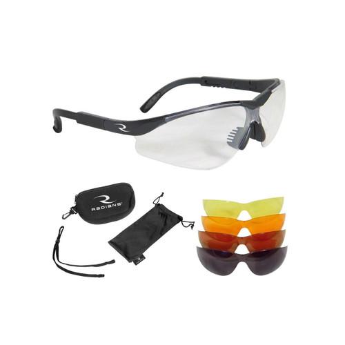 Radians Radians T-85 Glasses 5-lens Kit 674326282565