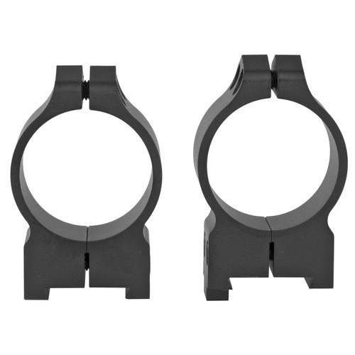 Warne Scope Mounts Warne Cz 550/557 30mm Med Matte Ring 656813101320