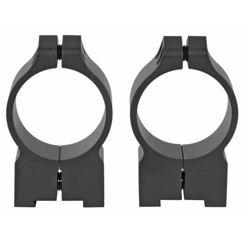 Warne Scope Mounts Warne Cz 527 30mm High Matte Rings 656813011230