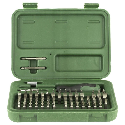 Weaver Weaver Gunsmith Tool Kit Mid-level 076683897183