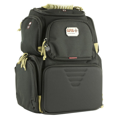 G-Outdoors, Inc G-outdrs Gps Handgunner Backpack B/t 819763010924