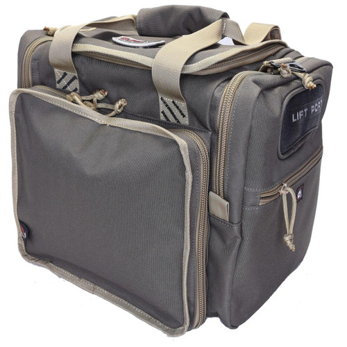 G-Outdoors, Inc G-outdrs Gps Range Bag Lrg Grn/tan 819763011594