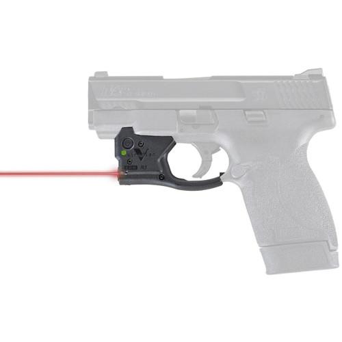 Viridian Weapon Technologies Viridian Reactor 5 Gen 2, Red Laser, Fits SandW MandP Shield 45 IWB Holster 804879604228
