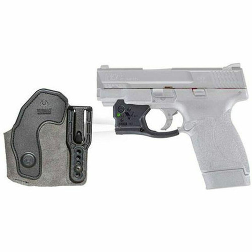 Viridian Weapon Technologies Viridian Reactor TL Gen 2 Tactical Light for Smith and Wesson MandP Shield 45 ACP w/IWB Holster 804879604389