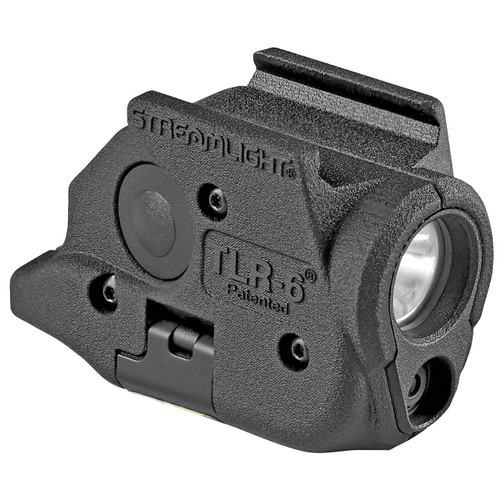 Streamlight Streamlight, TLR-6, Tac Light with Laser, For Glock 43X/48, Black, 080926692862