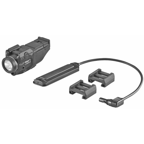 Streamlight Streamlight, TLR RM 1 Laser, Tac Light w/laser, 500 Lumens, Black W/ Tail Cap Switch 080926694453