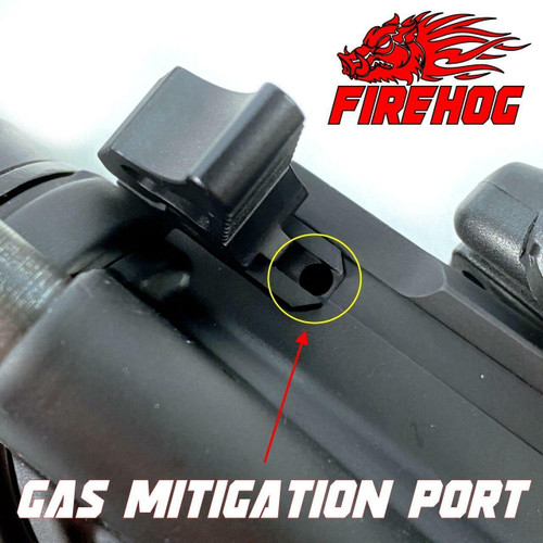 FIREHOG FireHog MOD- GEM4 Ambi .308 Charging Handle with Gas Exhaust Mitigation or Black AR 10/LR-308