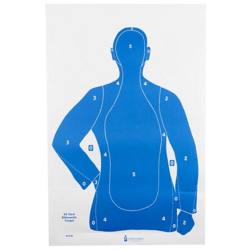 Action Target Action Tgt B 21e Blue 100pk 816506026761