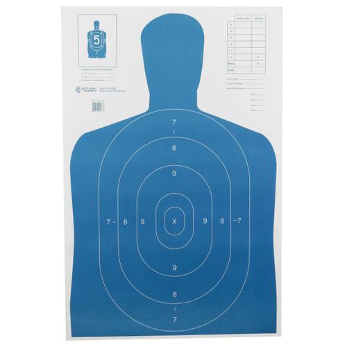 Action Target Action Tgt B27e Blue 100pk 816506026709