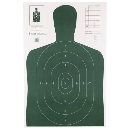 Action Target Action Tgt B27e Grn 100pk 816506026716