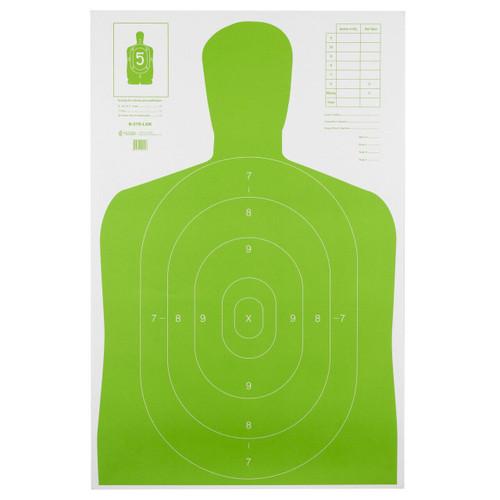 Action Target Action Tgt Hivis Flor Grn B27e 100pk 816506026891