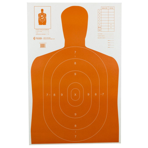 Action Target Action Tgt B27e Org 100pk 816506026723