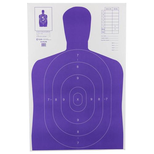 Action Target Action Tgt Hivis Flor Prp B27e 100pk 816506026907
