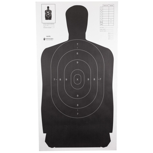 Action Target Action Tgt B27s Blk 100pk 816506026594