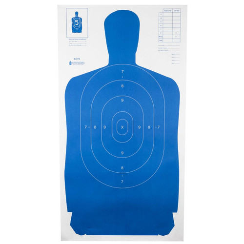 Action Target Action Tgt B27s Blue 100pk 816506026624